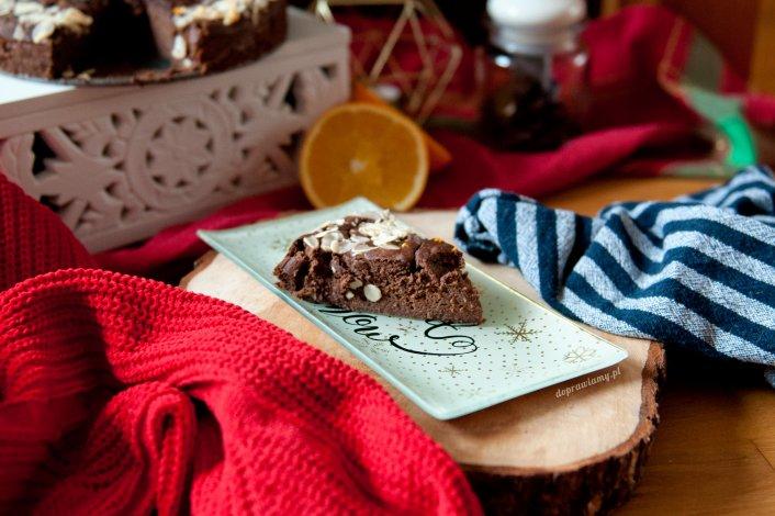 Brownie fasolowe
